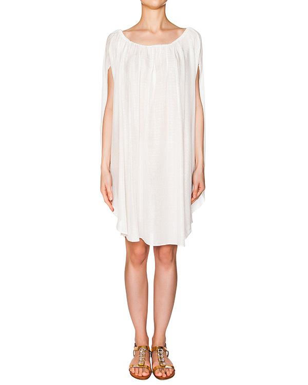 Mara Hoffman свободного кроя из легкой ткани в тонкую серебристую полоску артикул S601095440 марки Mara Hoffman купить за 17400 руб.