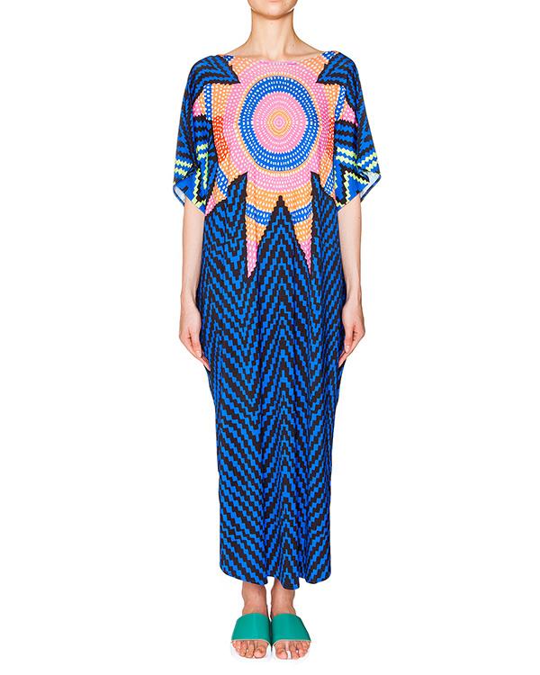 Mara Hoffman свободного кроя из легкой ткани с ярким этническим рисунком артикул S611094570 марки Mara Hoffman купить за 23100 руб.
