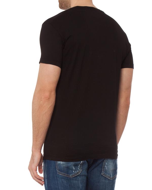 мужская футболка DSQUARED2, сезон: лето 2019. Купить за 10000 руб. | Фото 3