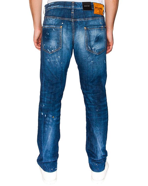 мужская джинсы DSQUARED2, сезон: лето 2016. Купить за 24600 руб. | Фото $i