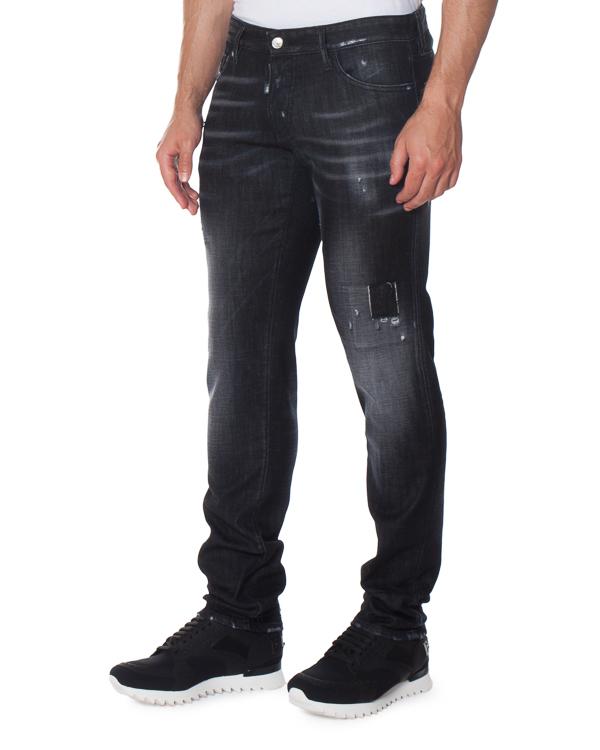 джинсы Clement с эффектом