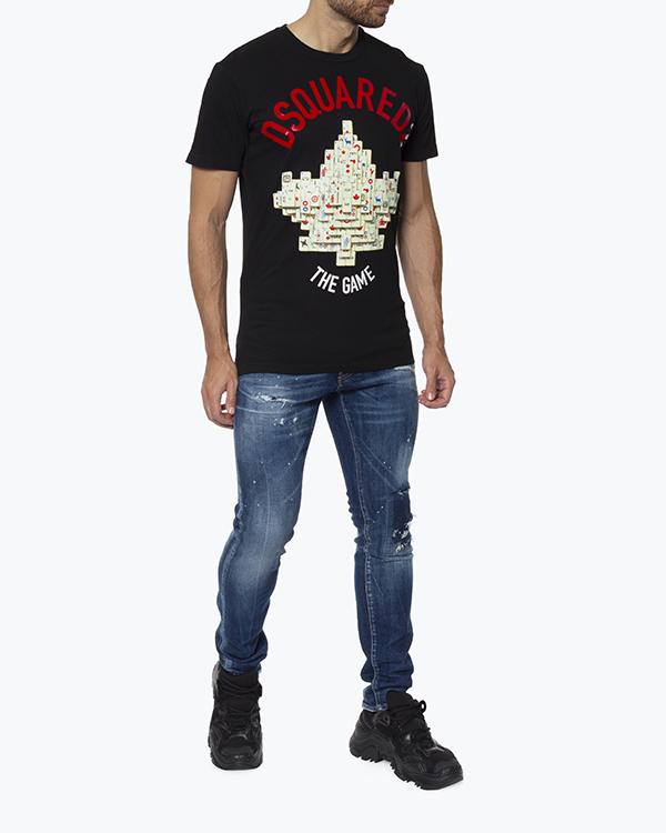Мужская джинсы DSQUARED2, сезон: лето 2021. Купить за 24500 руб.   Фото 1