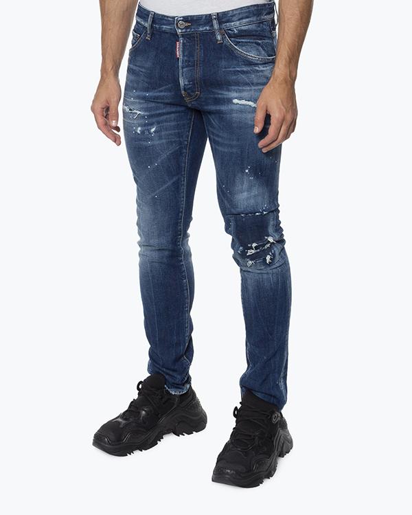Мужская джинсы DSQUARED2, сезон: лето 2021. Купить за 24500 руб.   Фото 2