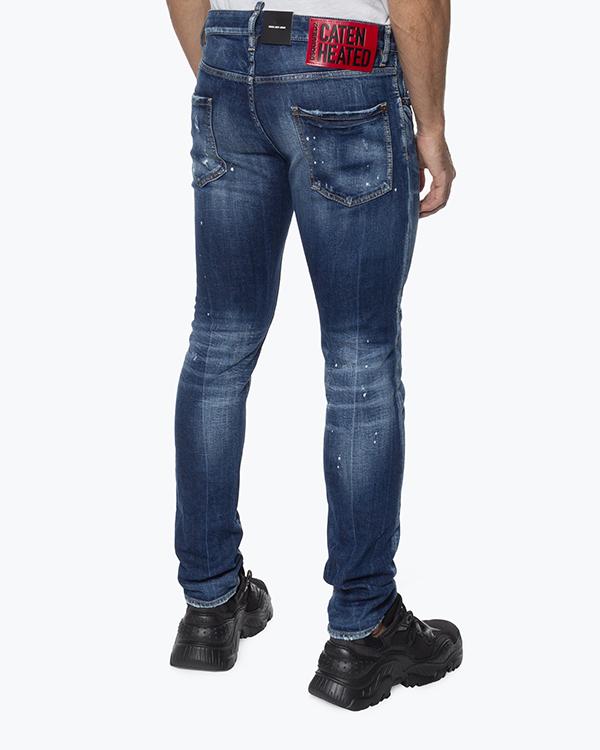 Мужская джинсы DSQUARED2, сезон: лето 2021. Купить за 24500 руб.   Фото 3