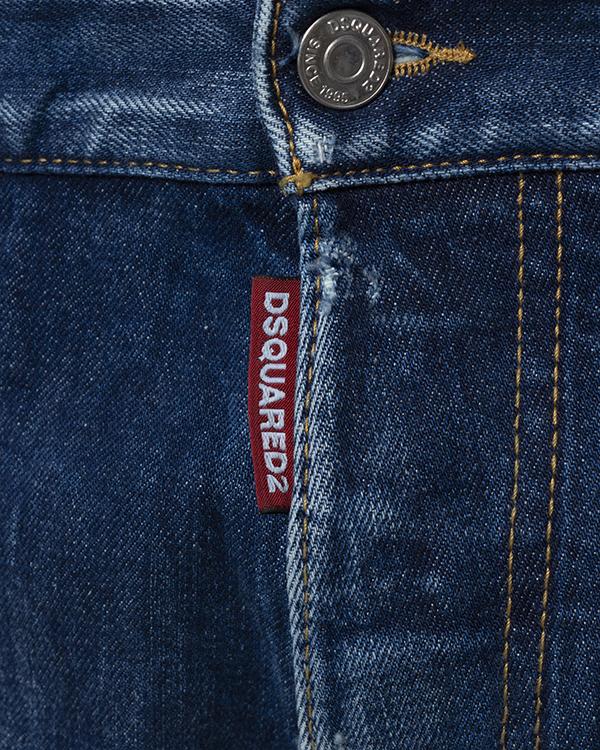 Мужская джинсы DSQUARED2, сезон: лето 2021. Купить за 24500 руб.   Фото 4