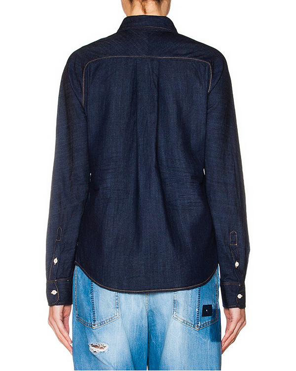 женская рубашка DSQUARED2, сезон: лето 2016. Купить за 14500 руб. | Фото $i