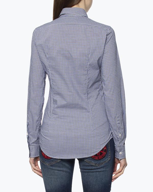 женская рубашка DSQUARED2, сезон: лето 2017. Купить за 11600 руб.   Фото $i