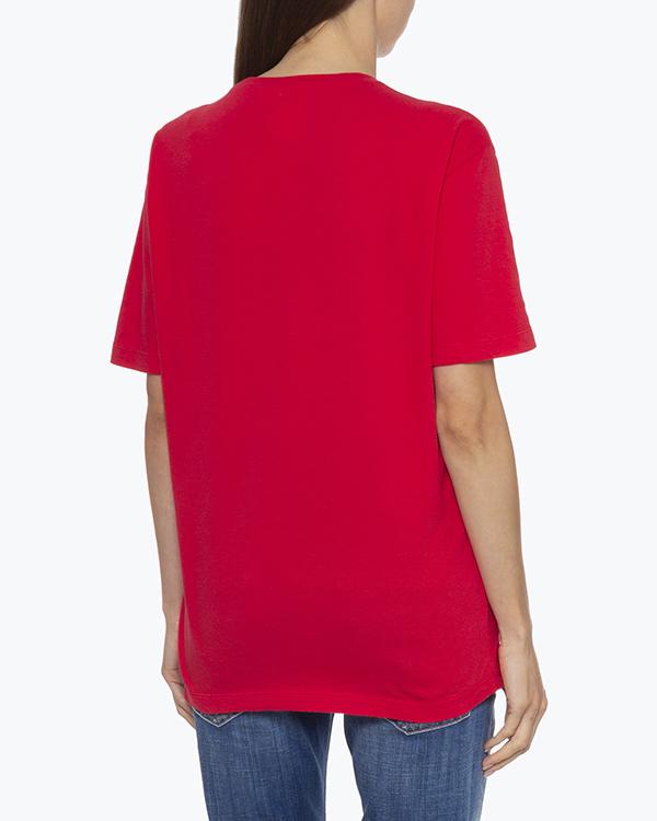 Женская футболка DSQUARED2, сезон: лето 2021. Купить за 10700 руб. | Фото 3