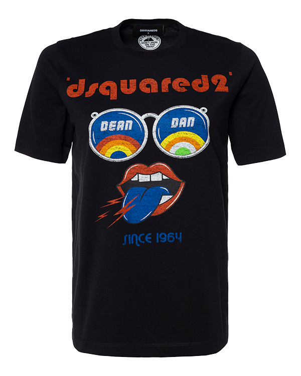 DSQUARED2 с винтажным принтом  артикул  марки DSQUARED2 купить за 9700 руб.