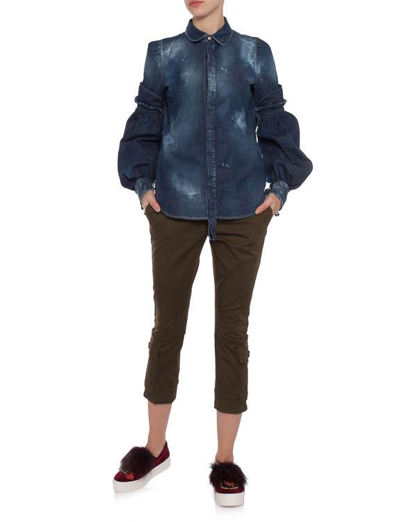 женская брюки DSQUARED2, сезон: зима 2017/18. Купить за 3600 руб. | Фото 3