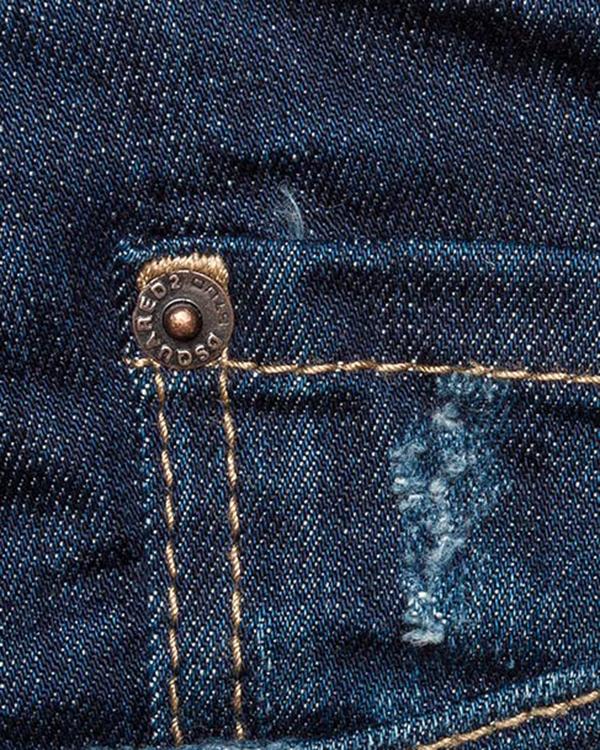 женская джинсы DSQUARED2, сезон: зима 2016/17. Купить за 21600 руб. | Фото $i