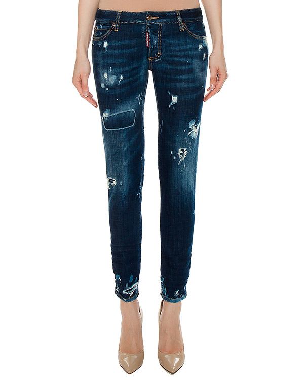 джинсы  артикул S72LA0951 марки DSQUARED2 купить за 23000 руб.