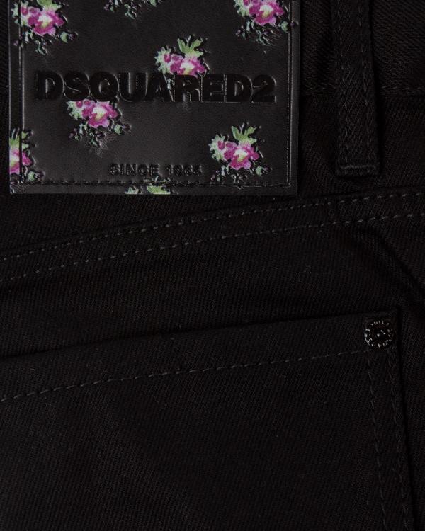женская джинсы DSQUARED2, сезон: зима 2017/18. Купить за 13900 руб. | Фото $i