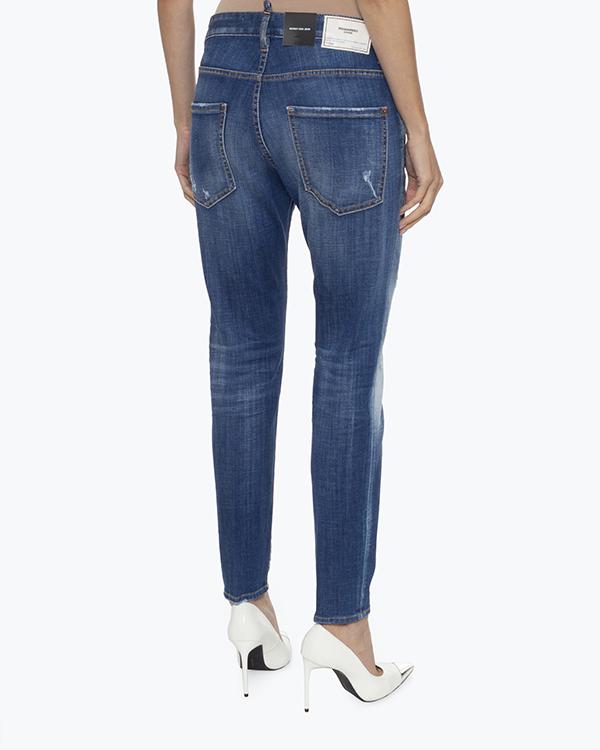 Женская джинсы DSQUARED2, сезон: лето 2021. Купить за 22000 руб.   Фото 3