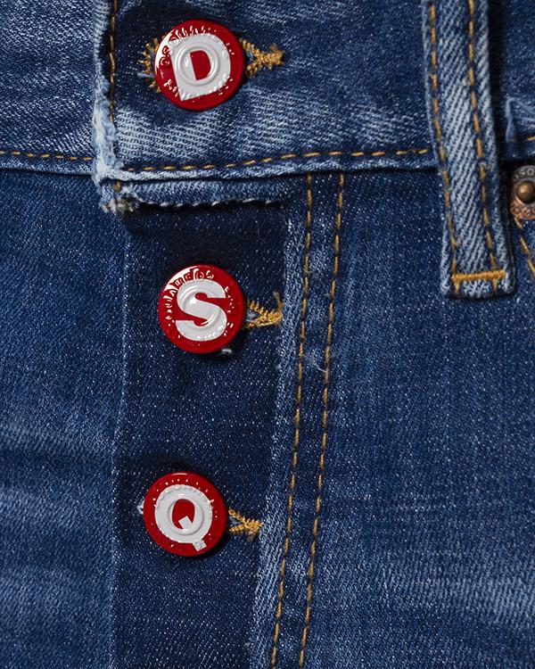 Женская джинсы DSQUARED2, сезон: лето 2021. Купить за 22000 руб.   Фото 4
