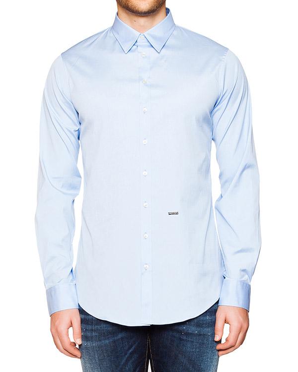 мужская рубашка DSQUARED2, сезон: лето 2016. Купить за 8400 руб. | Фото $i