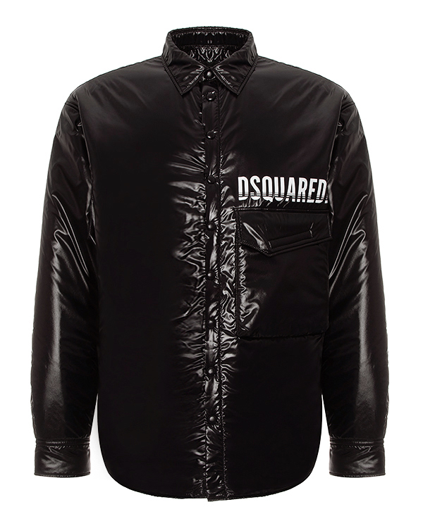 DSQUARED2 рубашечного кроя  артикул  марки DSQUARED2 купить за 39700 руб.
