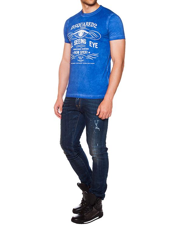 мужская футболка DSQUARED, сезон: зима 2015/16. Купить за 5800 руб.   Фото $i