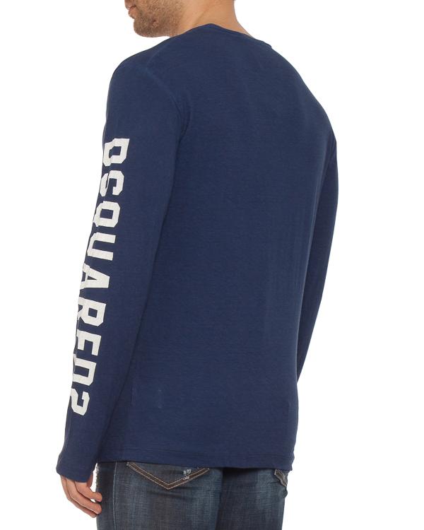 мужская футболка DSQUARED2, сезон: зима 2018/19. Купить за 16700 руб.   Фото $i
