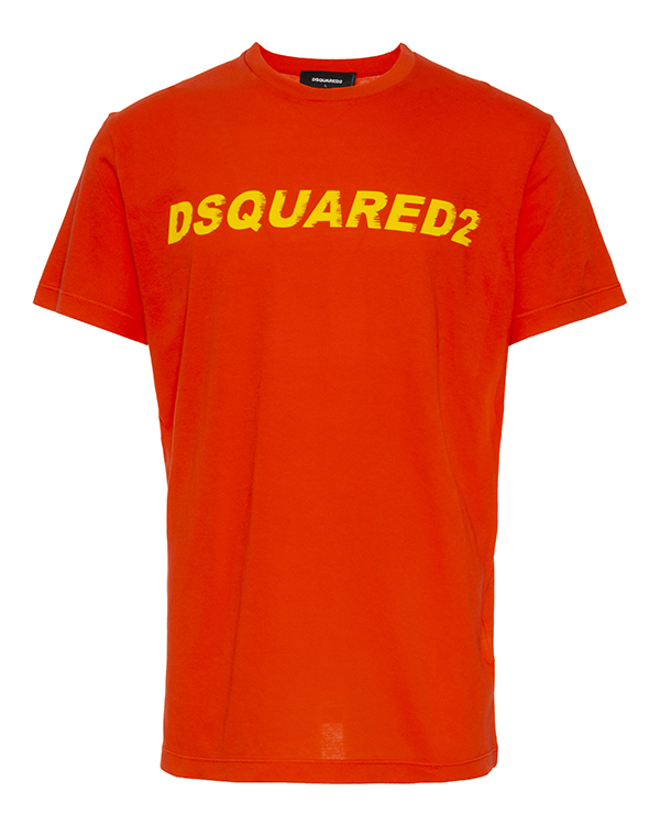 DSQUARED2 из хлопка с принтом  артикул  марки DSQUARED2 купить за 23400 руб.