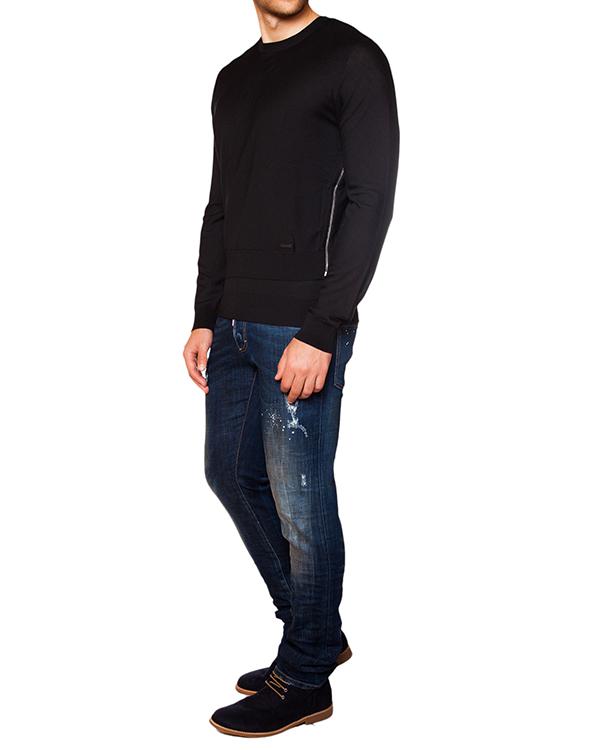 мужская джемпер DSQUARED, сезон: зима 2015/16. Купить за 18400 руб. | Фото $i