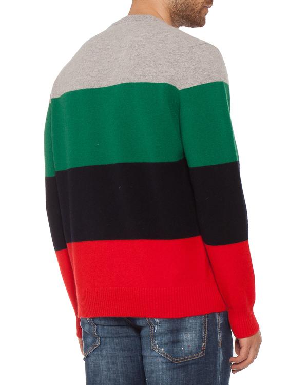 мужская свитер DSQUARED2, сезон: зима 2018/19. Купить за 23700 руб. | Фото $i