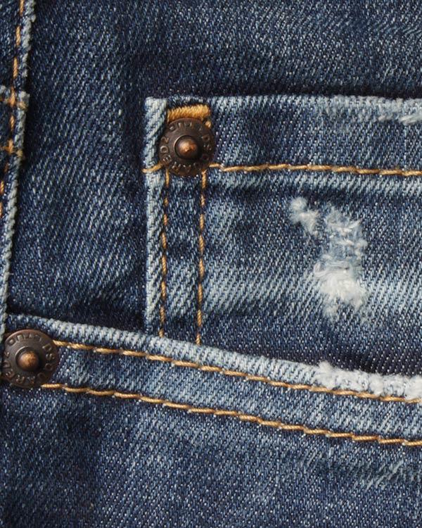 мужская джинсы DSQUARED2, сезон: лето 2017. Купить за 17000 руб.   Фото $i