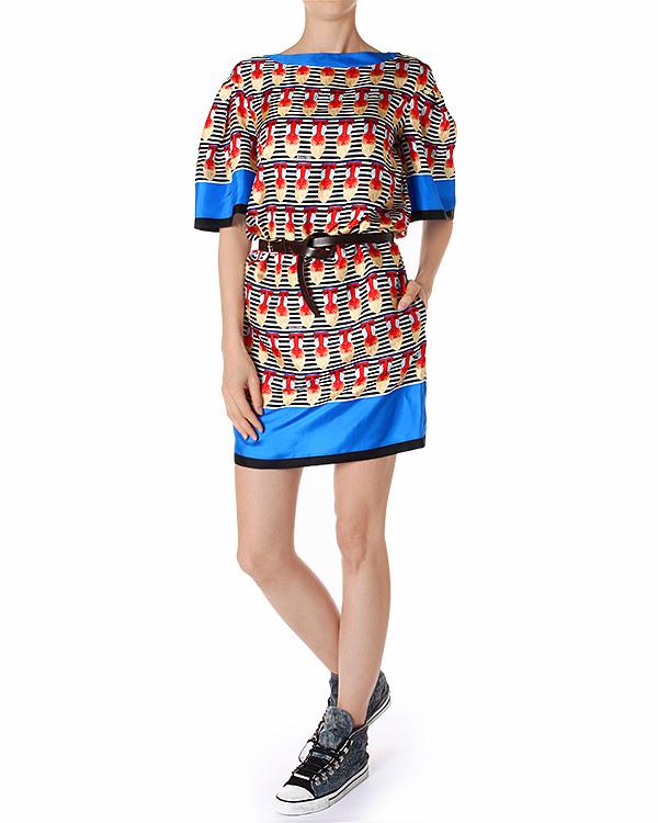 женская платье DSQUARED2, сезон: лето 2014. Купить за 5600 руб. | Фото 1