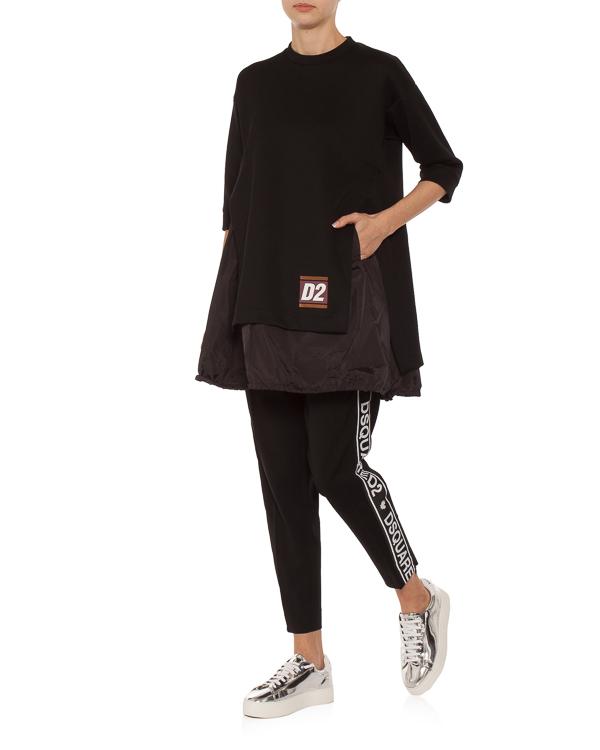 женская платье DSQUARED2, сезон: зима 2018/19. Купить за 41600 руб. | Фото 3