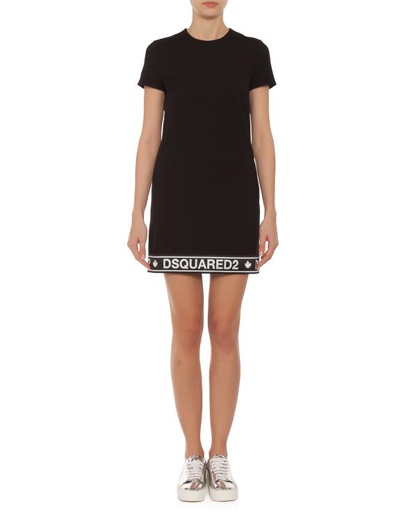 женская платье DSQUARED2, сезон: зима 2018/19. Купить за 41600 руб. | Фото $i