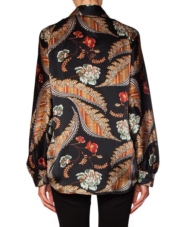 женская рубашка DSQUARED2, сезон: зима 2015/16. Купить за 8700 руб. | Фото 1