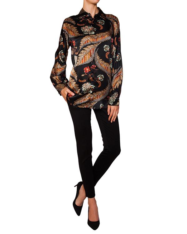 женская рубашка DSQUARED2, сезон: зима 2015/16. Купить за 8700 руб. | Фото 2