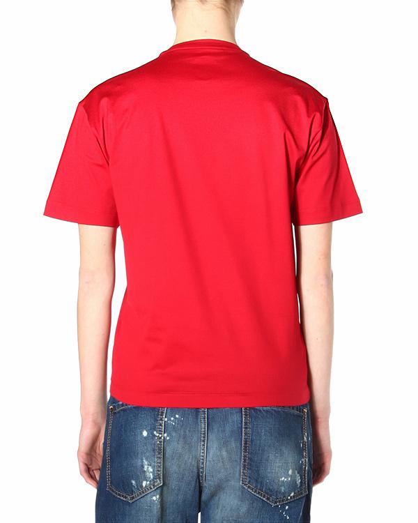 женская футболка DSQUARED2, сезон: лето 2015. Купить за 5500 руб. | Фото $i