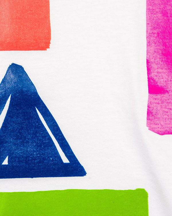 женская футболка DSQUARED2, сезон: лето 2016. Купить за 6700 руб. | Фото $i