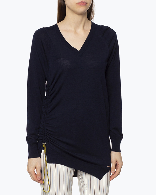 женская пуловер DSQUARED2, сезон: зима 2017/18. Купить за 24900 руб. | Фото $i