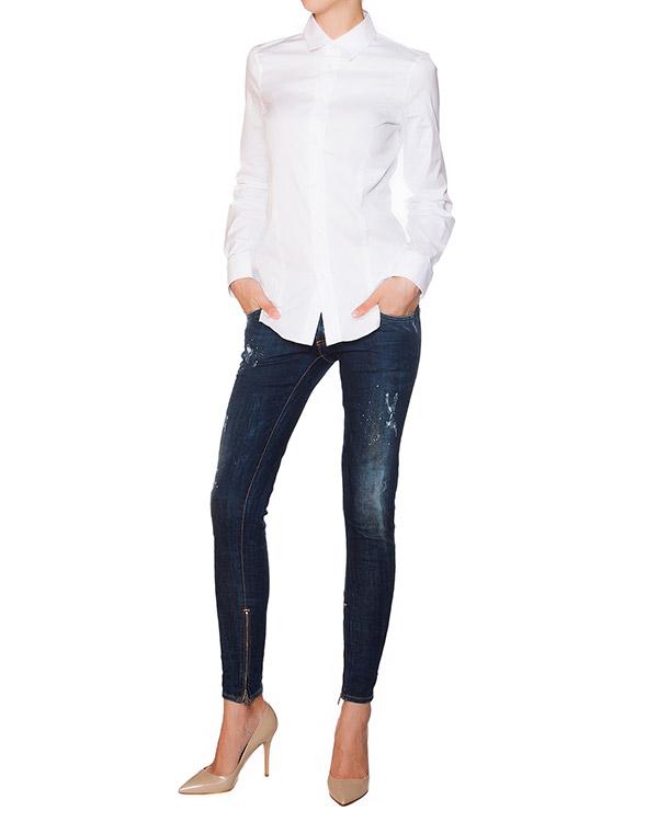 женская джинсы DSQUARED, сезон: зима 2015/16. Купить за 13100 руб. | Фото $i
