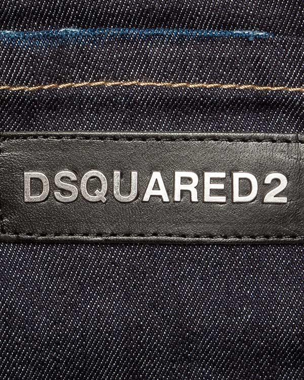 женская джинсы DSQUARED2, сезон: зима 2016/17. Купить за 19300 руб.   Фото $i