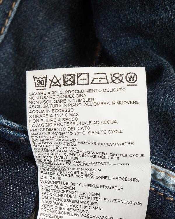 женская джинсы DSQUARED2, сезон: зима 2018/19. Купить за 26000 руб.   Фото $i