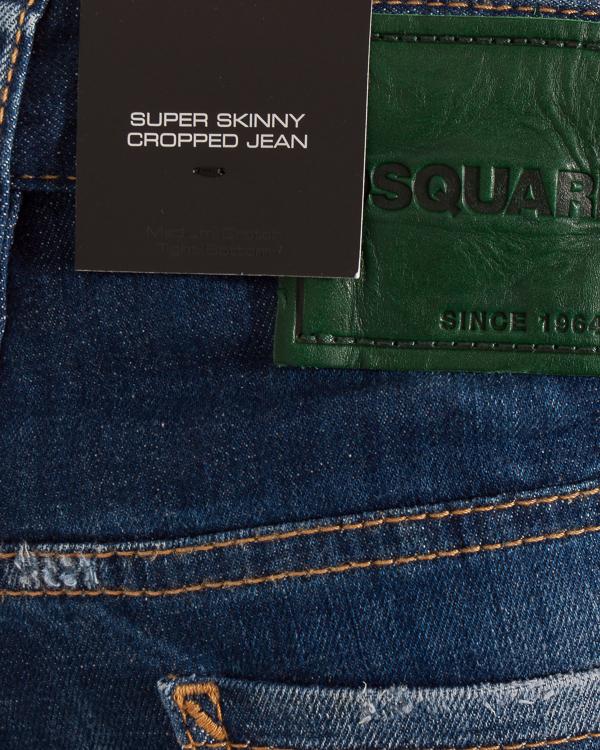 женская джинсы DSQUARED2, сезон: зима 2018/19. Купить за 23700 руб. | Фото $i