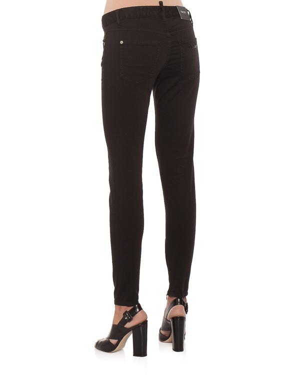женская джинсы DSQUARED2, сезон: зима 2018/19. Купить за 22100 руб. | Фото 2
