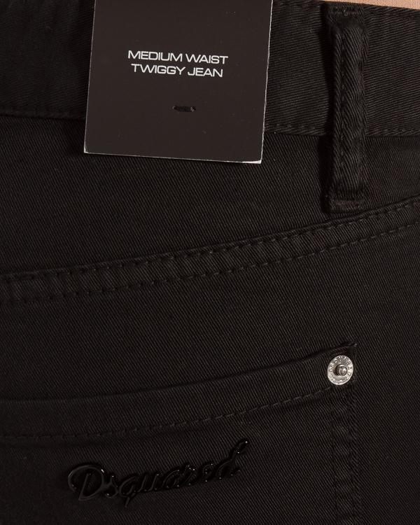 женская джинсы DSQUARED2, сезон: зима 2018/19. Купить за 22100 руб. | Фото 4