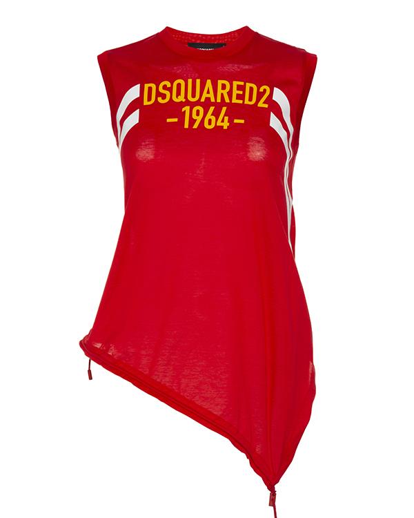 DSQUARED2 асимметричной длины артикул  марки DSQUARED2 купить за 30700 руб.