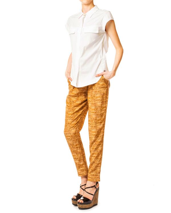 женская брюки DIANE von FURSTENBERG, сезон: лето 2014. Купить за 4500 руб.   Фото $i