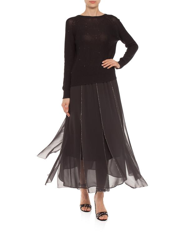женская свитер Peserico, сезон: лето 2019. Купить за 16900 руб.   Фото 2