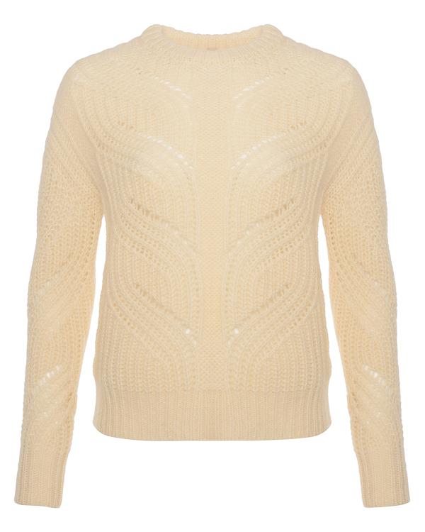 Peserico с узорной вязкой из шерсти альпаки артикул  марки Peserico купить за 14200 руб.