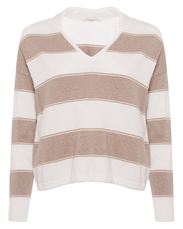 пуловер свободного силуэта   артикул S99965F12 марки Peserico купить за 25600 руб.