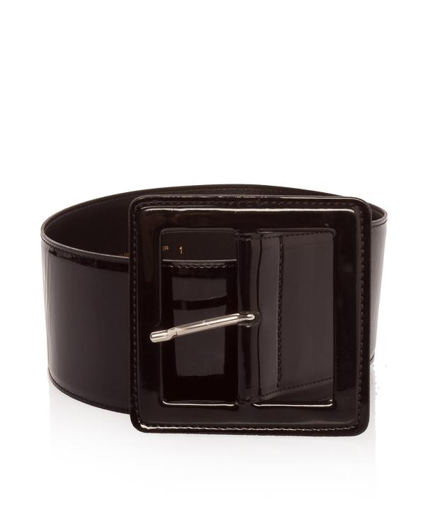 Essentiel на талию из лакированной кожи  артикул  марки Essentiel купить за 6900 руб.