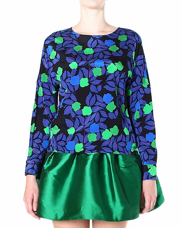 женская блуза P.A.R.O.S.H., сезон: зима 2014/15. Купить за 2500 руб. | Фото 0