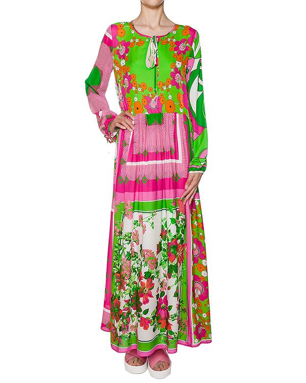 женская платье P.A.R.O.S.H., сезон: лето 2016. Купить за 29800 руб. | Фото $i