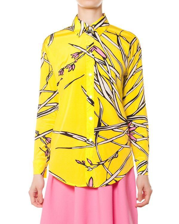 женская рубашка P.A.R.O.S.H., сезон: лето 2015. Купить за 2900 руб. | Фото 0